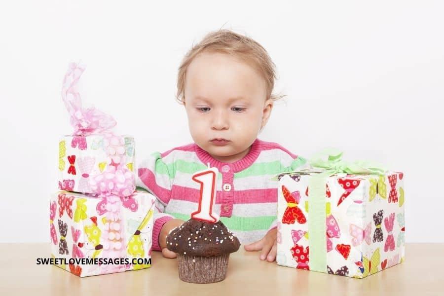 Happy 1st Birthday Wishes for My Nephew