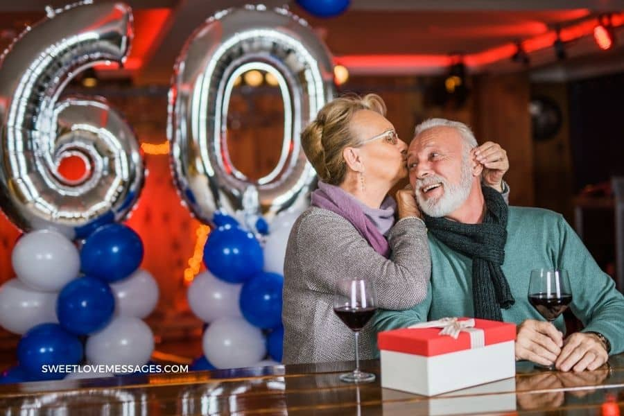 Best 60th Birthday Prayers for Someone Special