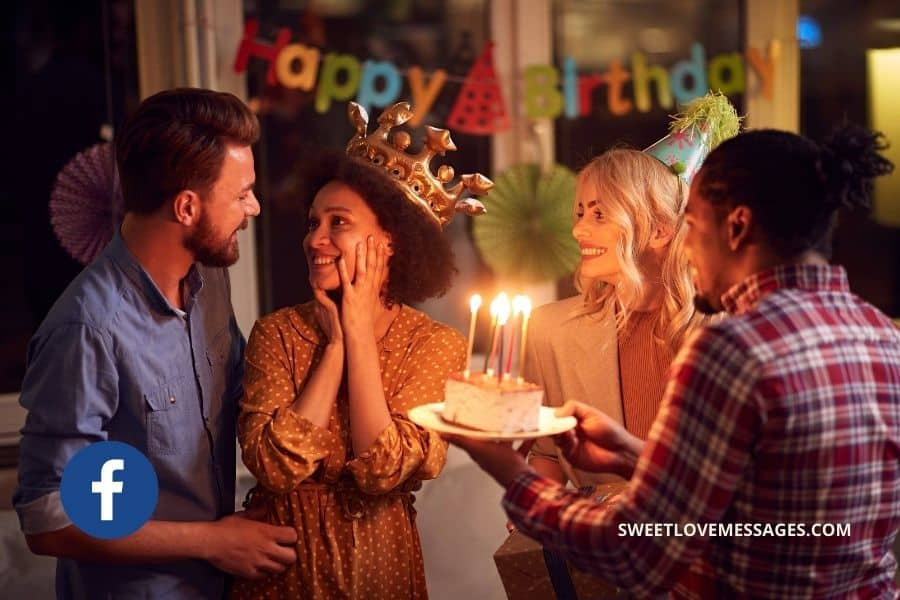 Best Birthday Wishes for Friend on Facebook Status