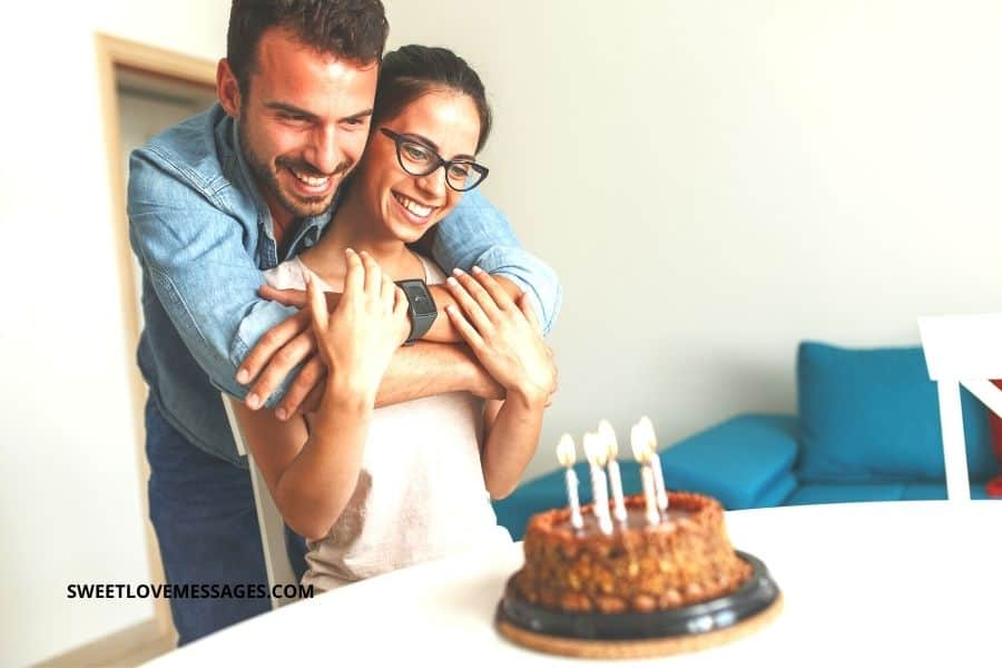 Birthday Thoughts for Wife