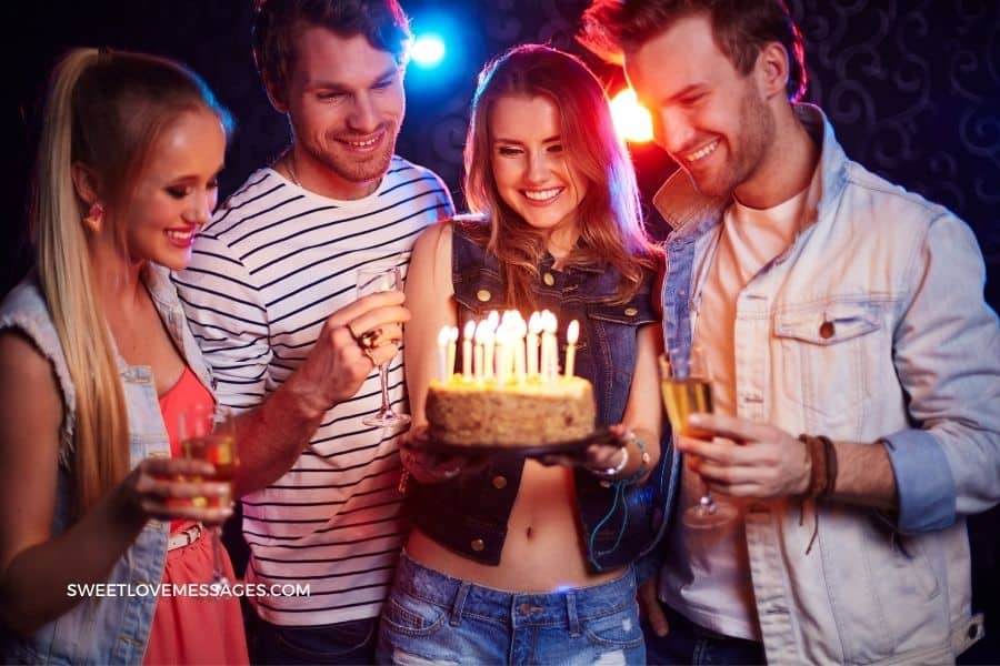 Best Happy Birthday Wishes for Female Friend