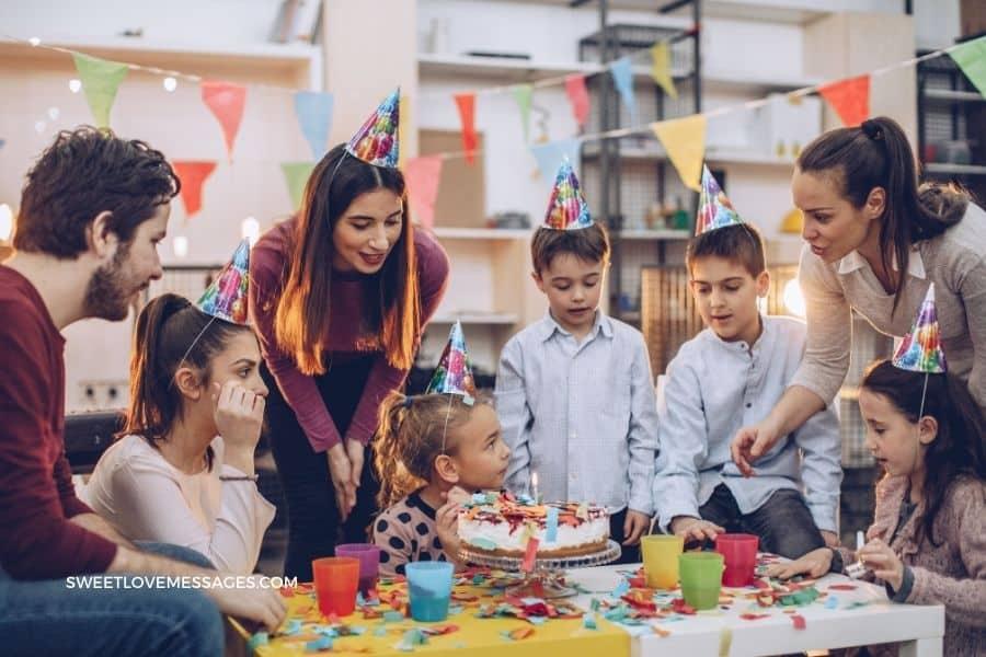 Birthday Prayers for a Child