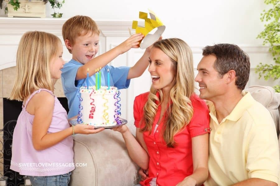 Funny Birthday Wishes for Mom