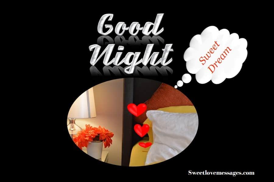Good Night Love Letter