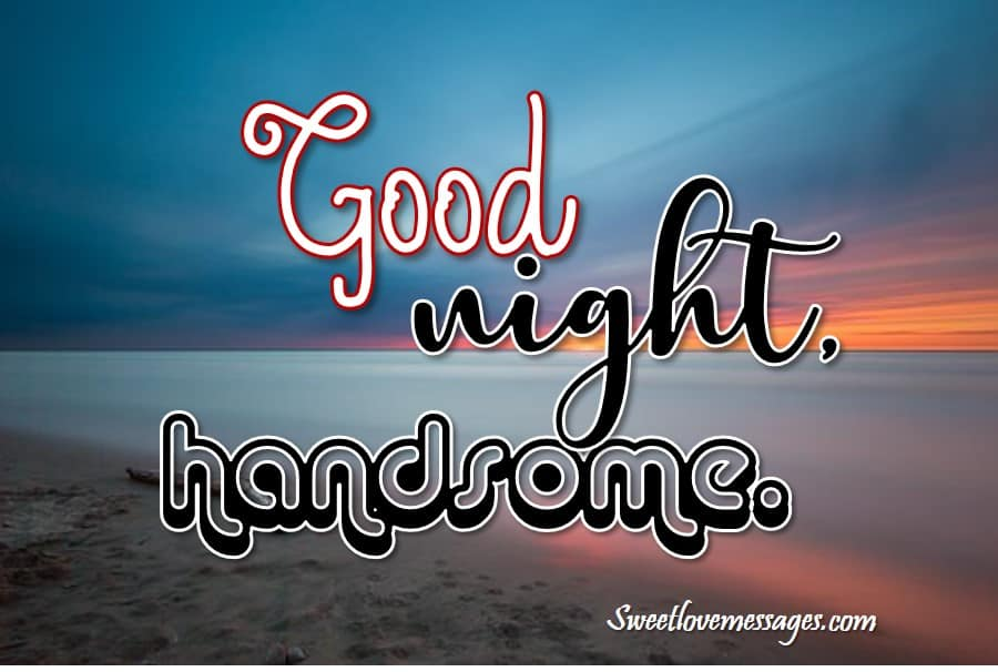 Good Night Message for Fiance