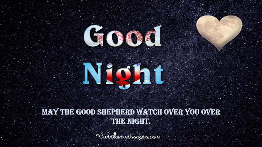Good Night Messages for Loved Ones