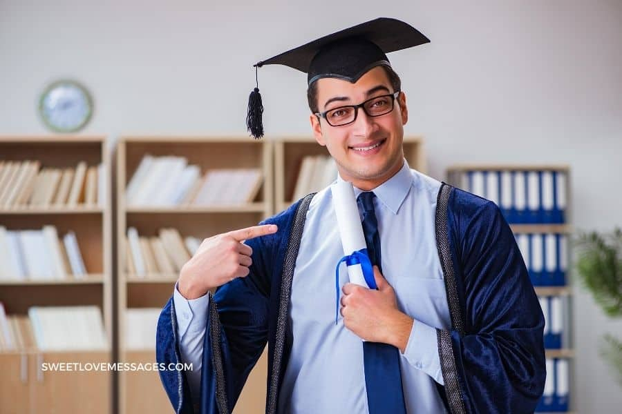 Graduation Quotes for Boyfriend