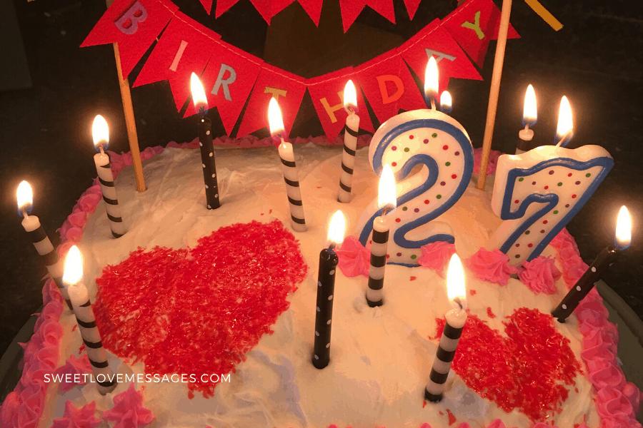 Happy 27th Birthday to Me