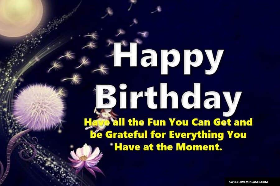 Happy 30th Birthday Cousin