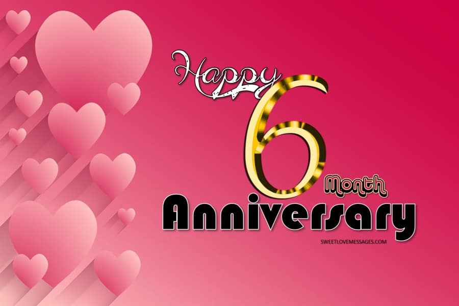 happy month anniversary wishes and messages for lovers in