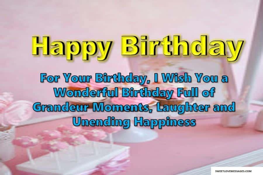 Inspirational Birthday Messages for Boyfriend