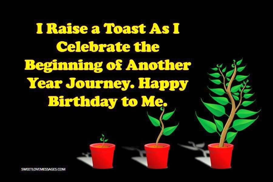 It's My Birthday Post