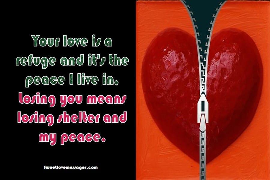 Love Reconciliation Messages