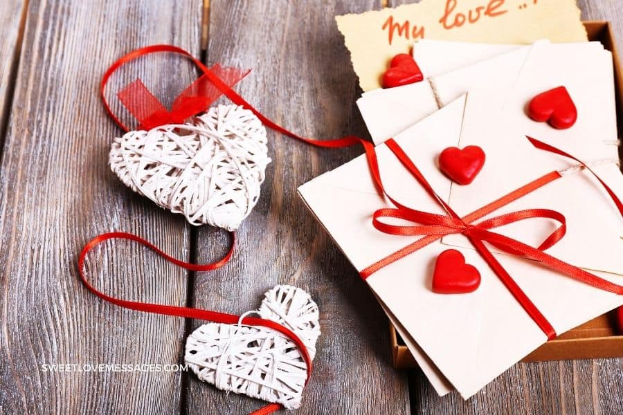 Romantic Love Letters for Her from the Heart