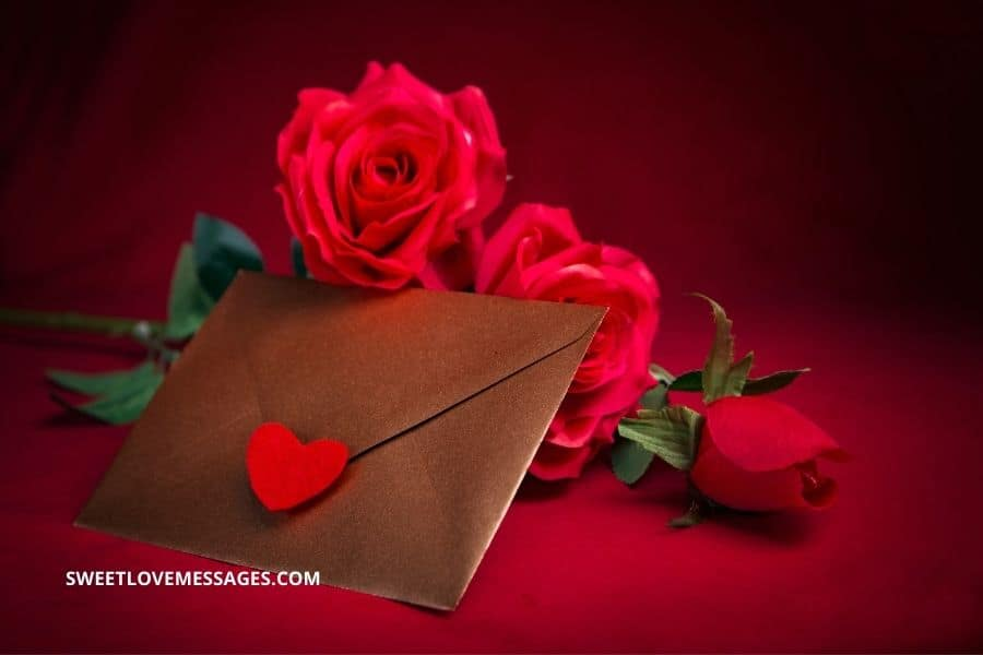 Romantic Love Letters for Him Long Distance