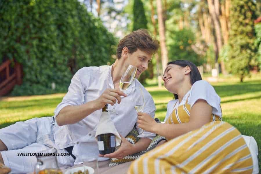 Romantic Love Messages for Husband