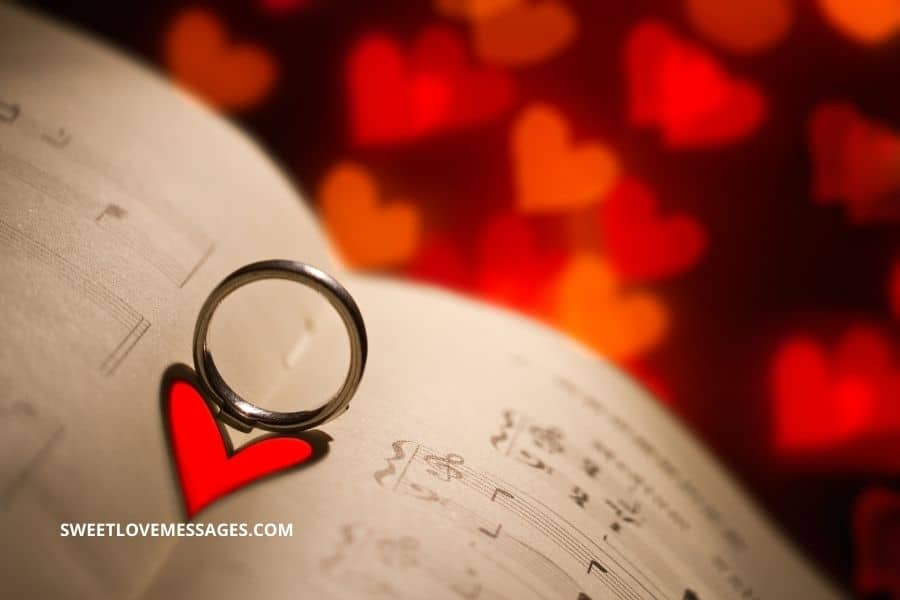 Romantic Love Notes for Husband