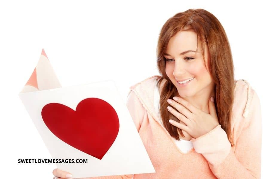 Samples of the Best Love Letters for Her