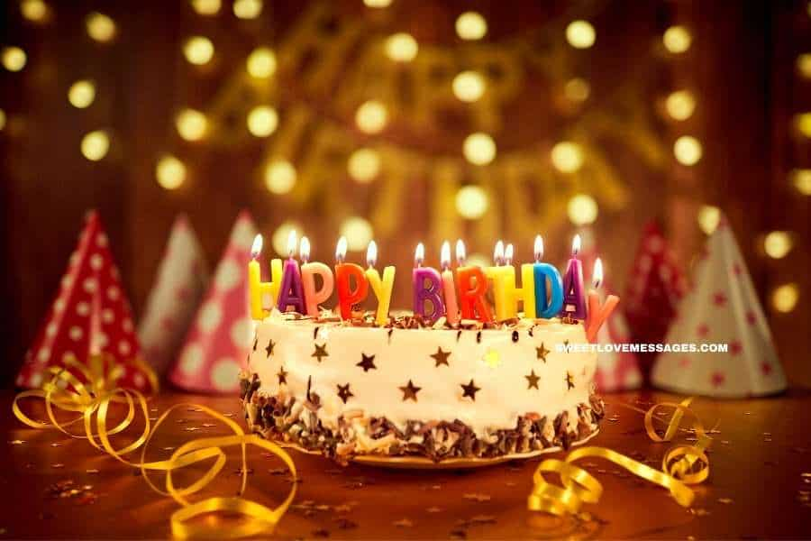 Sweet Cute Happy Birthday Love Text Messages for HimHer
