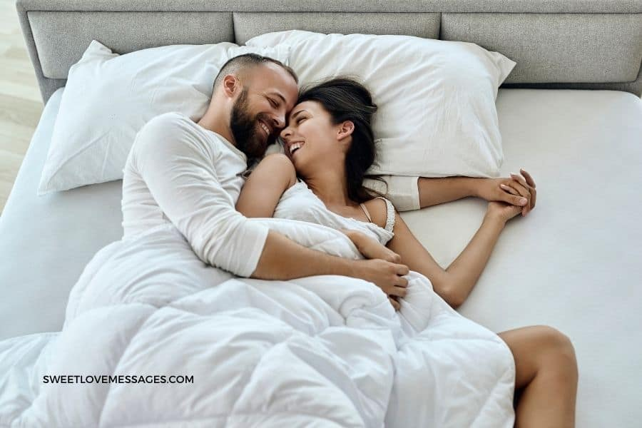 Sweet Good Morning Wishes for Lover to Wake Up To