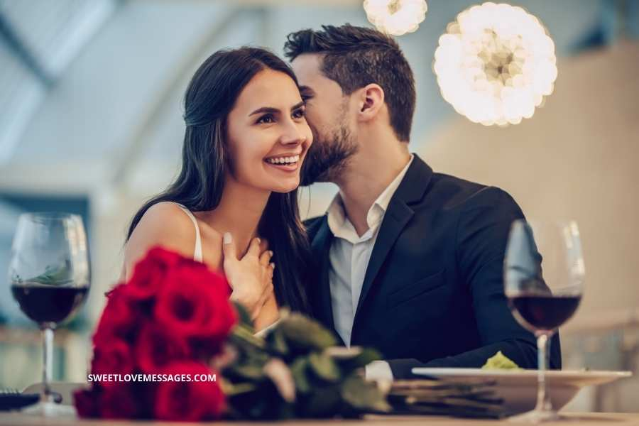 Sweet Love Messages for My Wife