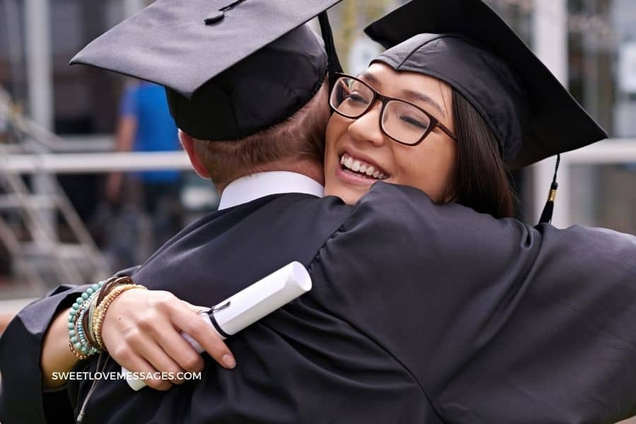 Touching Congratulations Graduation Messages