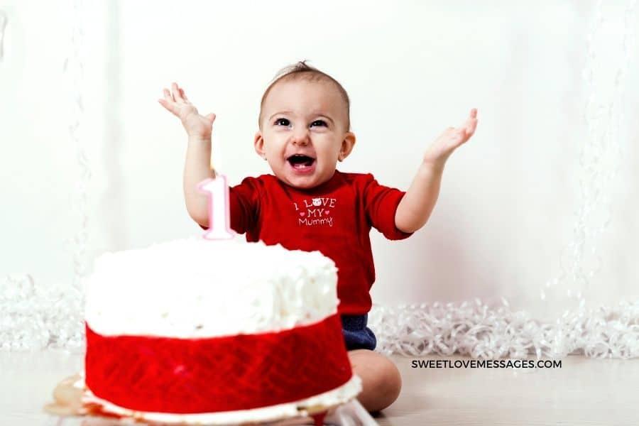Trending 1st Birthday Prayers for Son