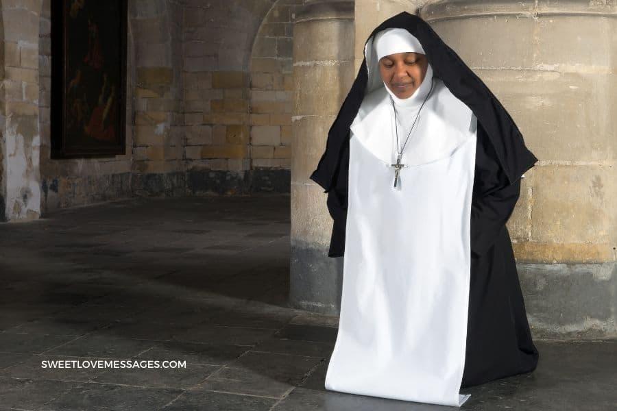 Trending Birthday Prayers for a Nun