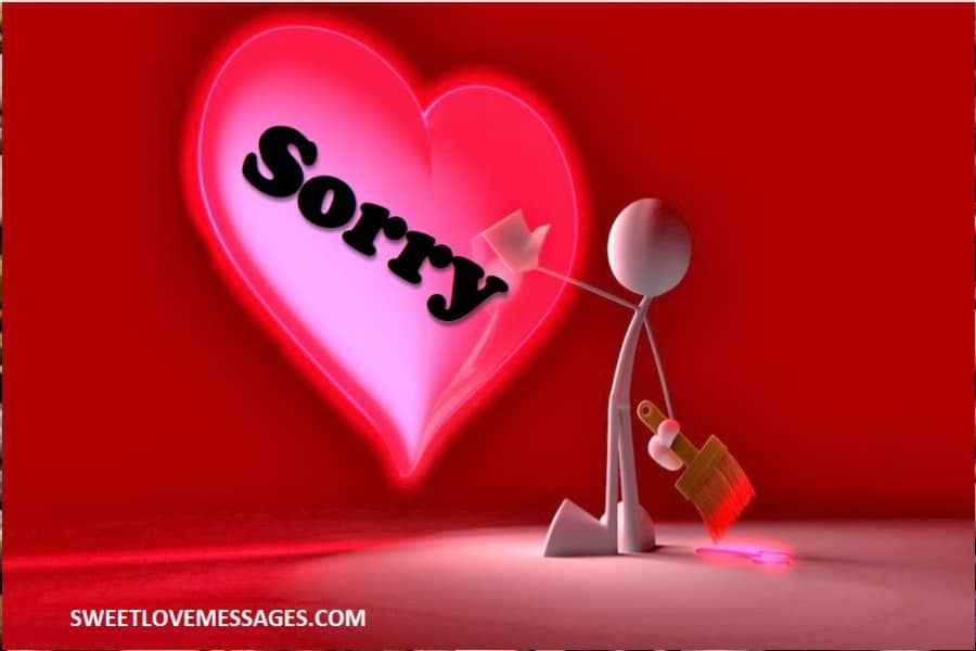 Apology to A Friend