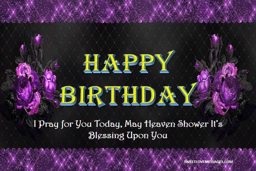 Birthday Blessings for Daughter