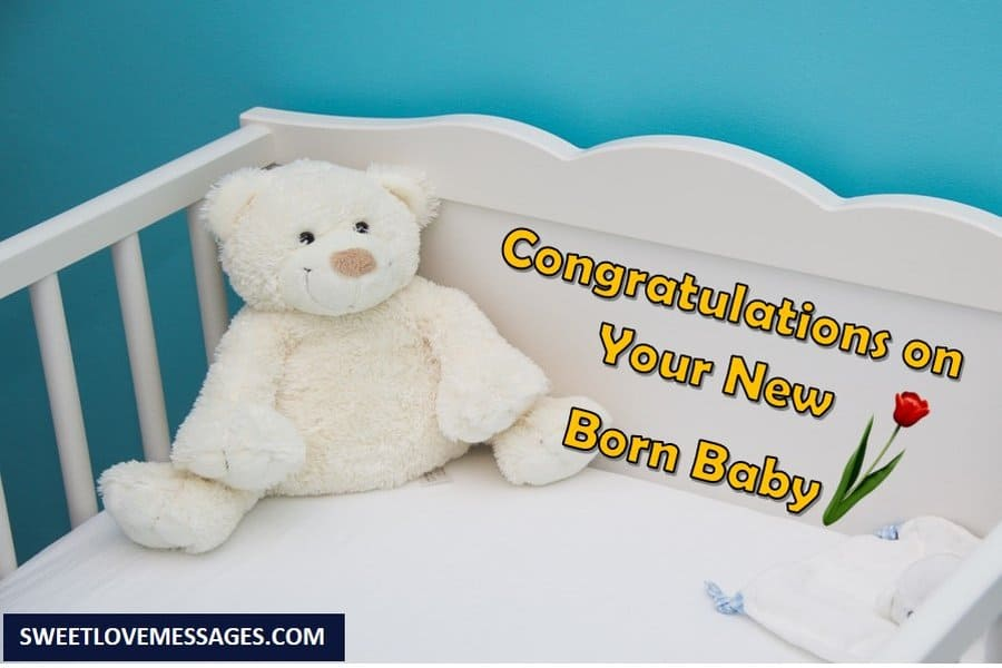 Congratulations on Your Newborn Baby