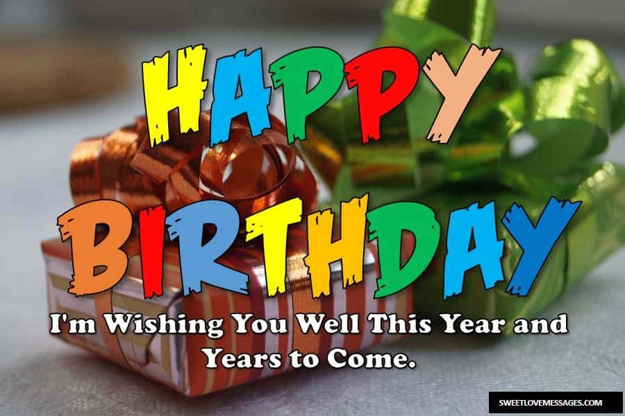 cute happy birthday quotes for best friends sweet love messages