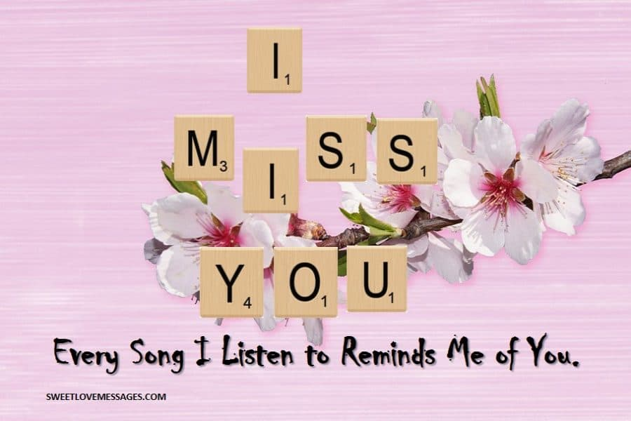 Cute Missing Him Quotes