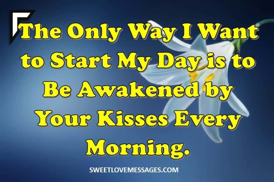 Good Morning My Beautiful Darling
