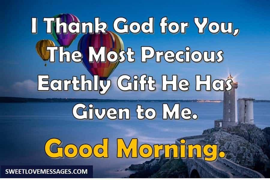 Good Morning My Sweet Heart