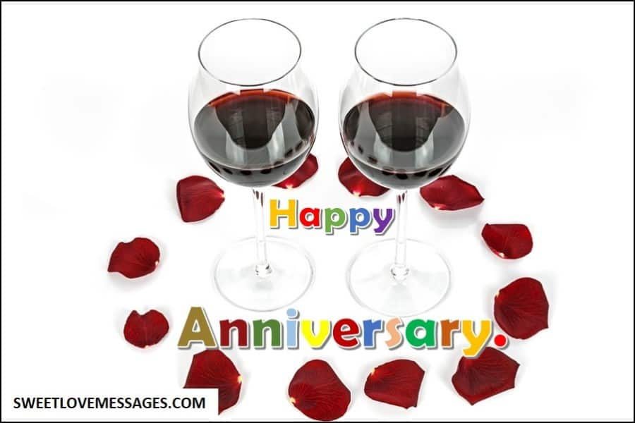 Happy Anniversary My Friend