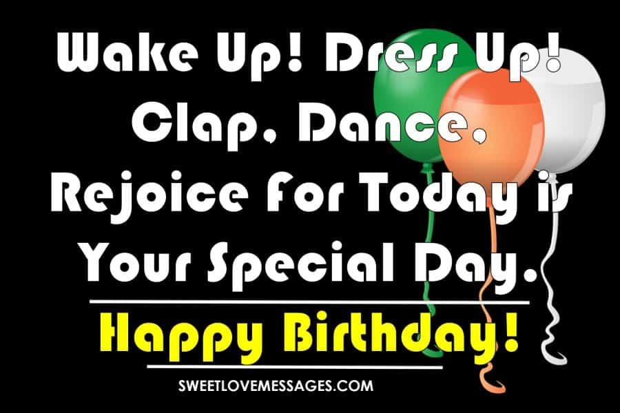 Happy Birthday Good Friend