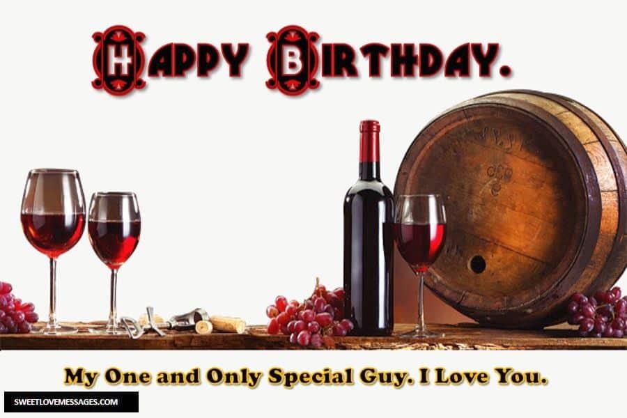 Happy Birthday Text Message for Boyfriend