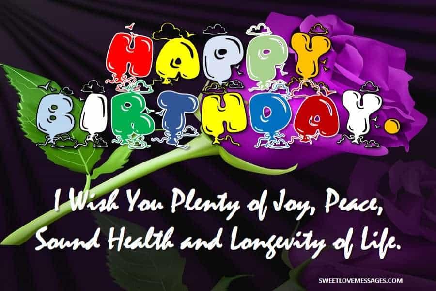 Happy Birthday Woman of God