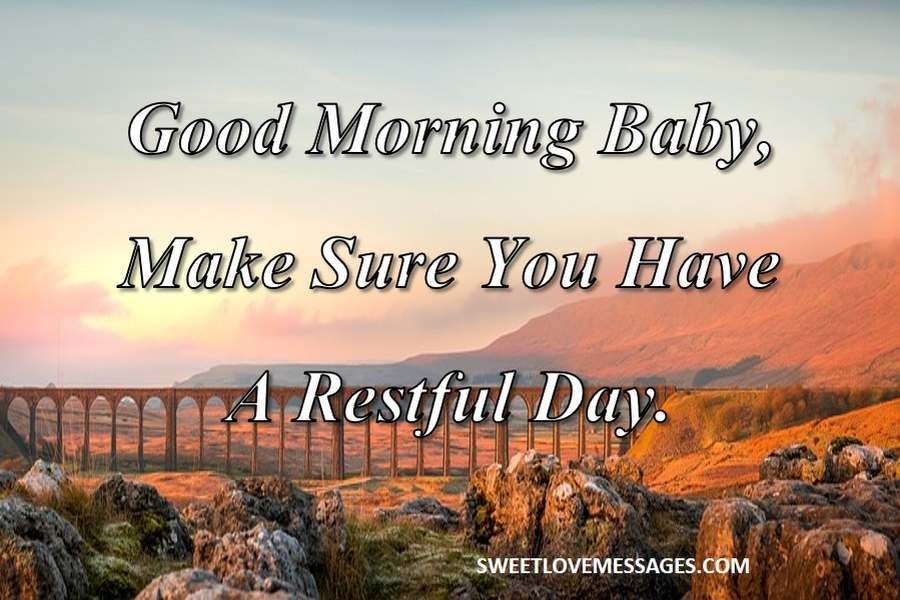Have a Nice Day Messages for Wife