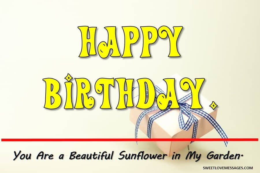 Heart Touching Birthday Sms