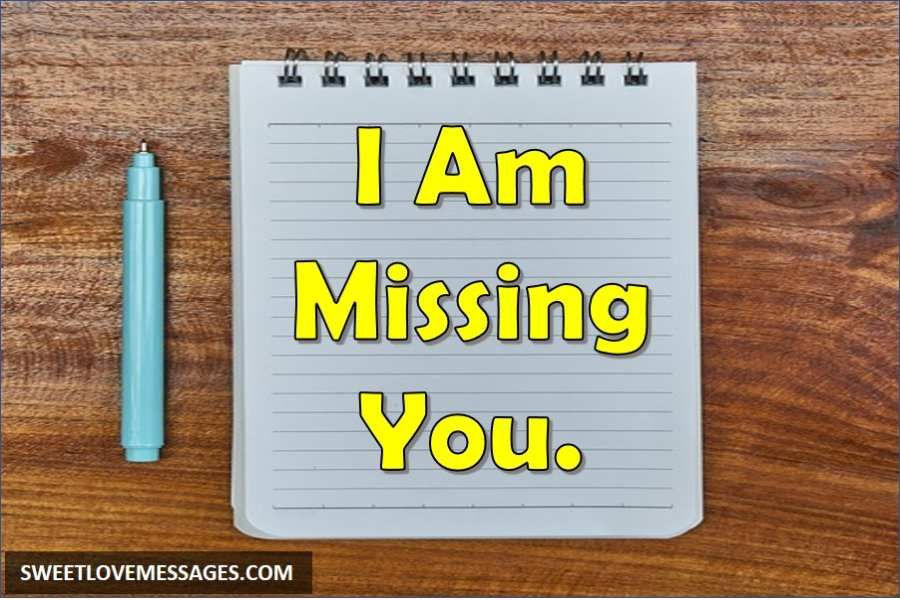I Miss You Status for Girlfriend