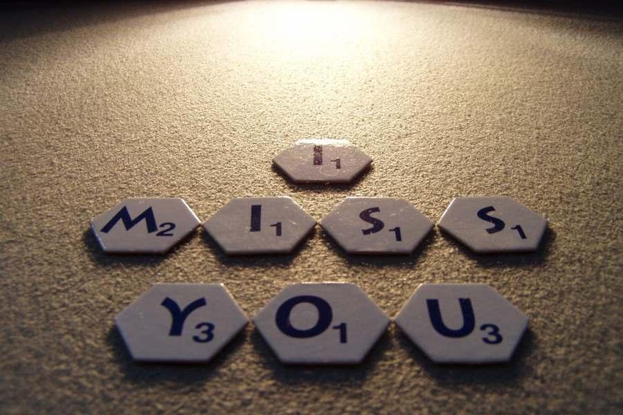 I Miss You Status for My Boyfriend