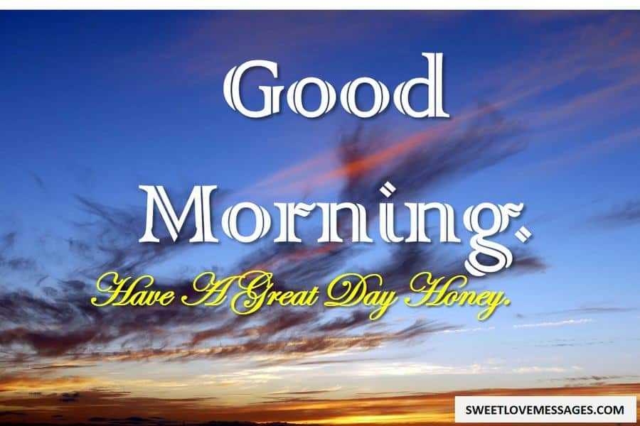 Inspirational Good Morning Messages for Wife