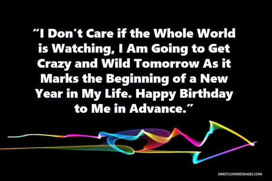 Keep Calm Tomorrow is My Birthday Wild Tomorrow