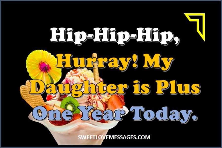 Message to Daughter on Her Birthday