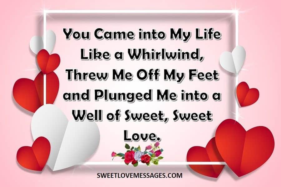 Sweet Notes to Boyfriend