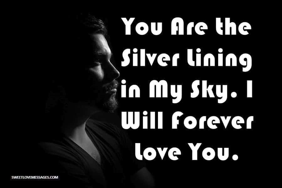 Sweet Short Message for My Boyfriend
