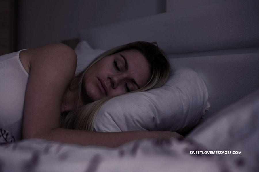 Goodnight my dearest wife