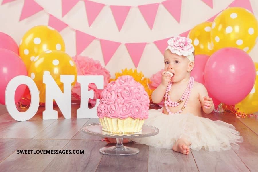 Birthday Prayer for Baby Girl